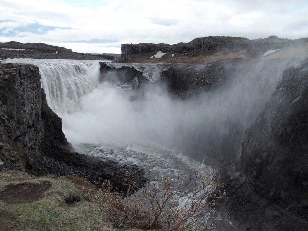 Godafoss, Wasserfall