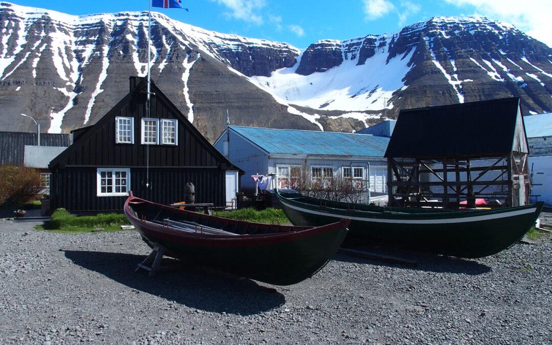 Zu Gast in Isafjördur im Nordwesten Islands