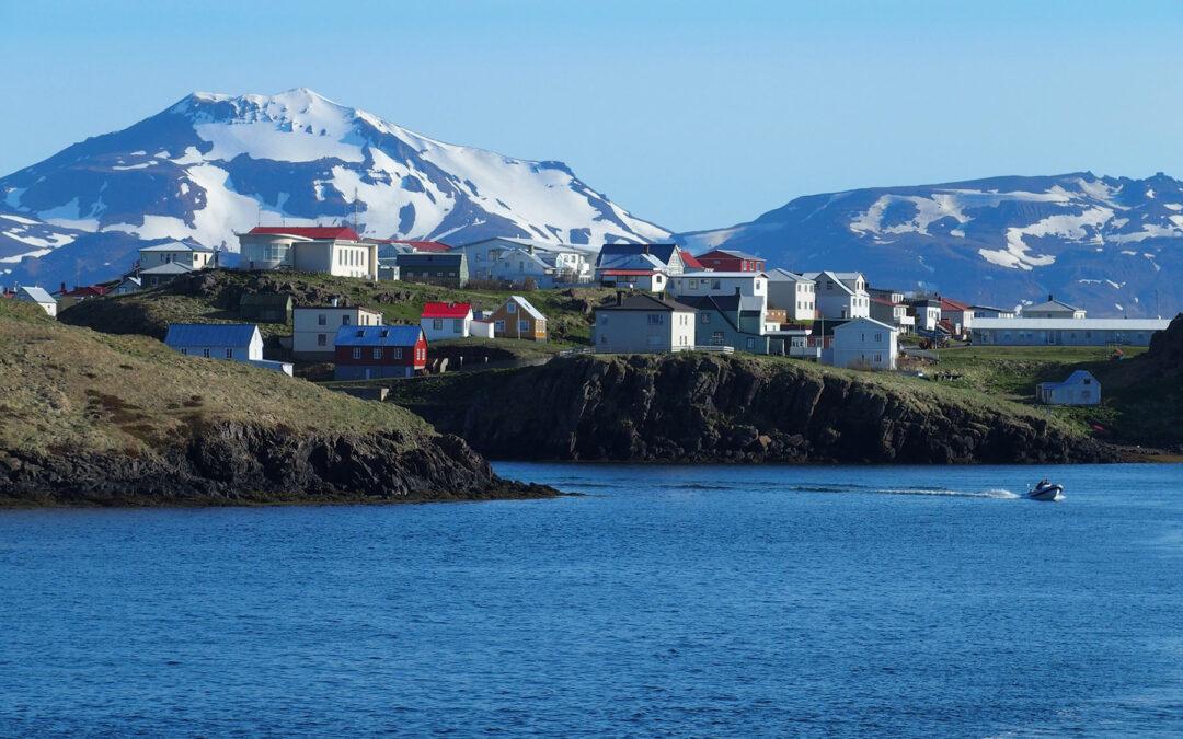 Die Region um Stykkisholmur bietet einen Eindruck von allen isländischen Landschaften