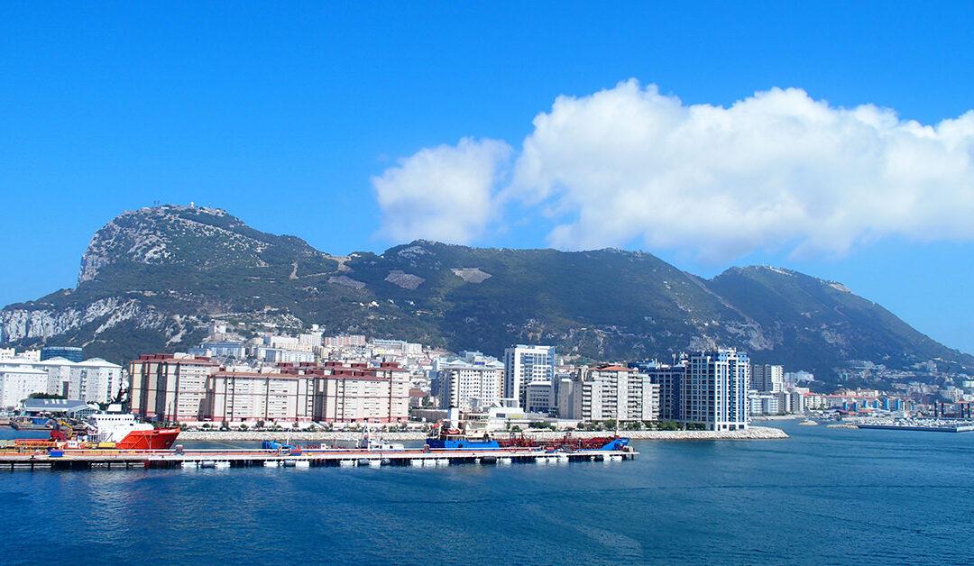 Gibraltar ist eine beliebte Destination für Kreuzfahrttouristen