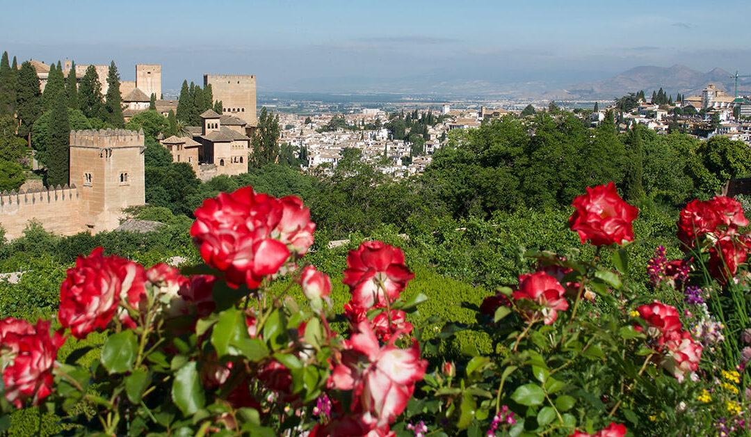 Die Alhambra von Granada