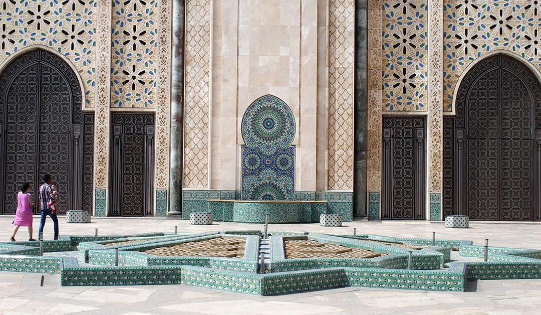 Casablanca: Hassan II Moschee