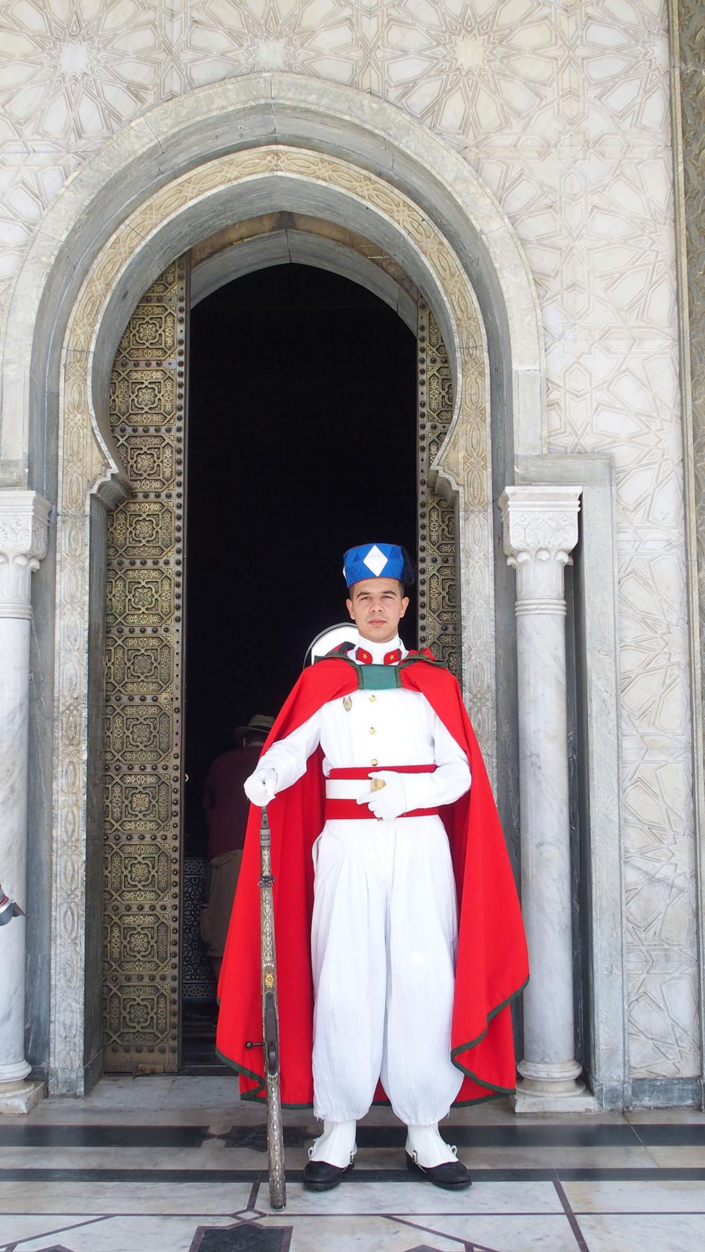 In meinem neuen Reiseroman führt ein Ausflug nach Rabat.