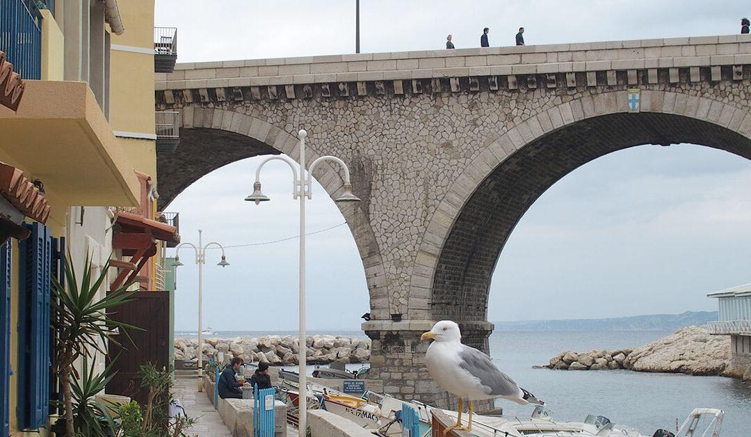 Marseille – Le Vallon des Auffes
