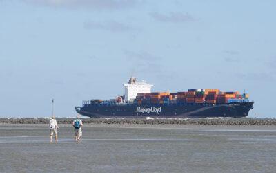 Cuxhaven zeigt die Kraft des Mondes